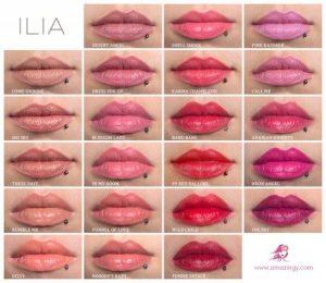 marcas barras de labios sin sustancias nocivas
