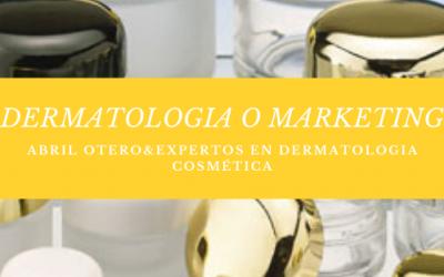 Dermatología o marketing. El fraude de las cremas antiedad.