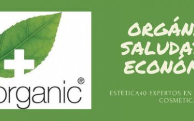 Dr. Organic. Una marca saludable, orgánica y muy económica.