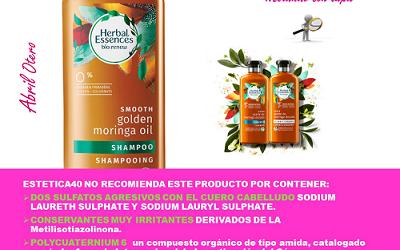 Champú Herbal Essence Moringa