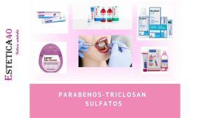 Pastas de dientes Componentes peligrosos