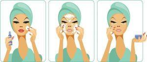 Tengo que limpiar mi piel