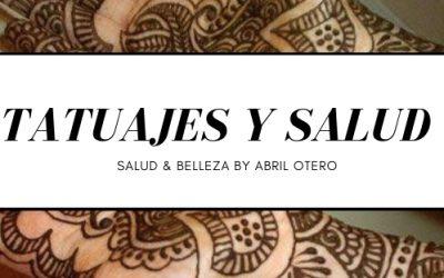 TATUAJES Y SALUD