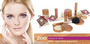 fondos de maquillaje orgánicos