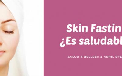 """¿Es una locura el ayuno cutáneo? La nueva tendencia de moda llamada """"Skin fasting""""?"""