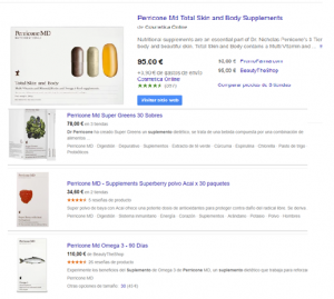suplementos vitaminicos dr Perricone